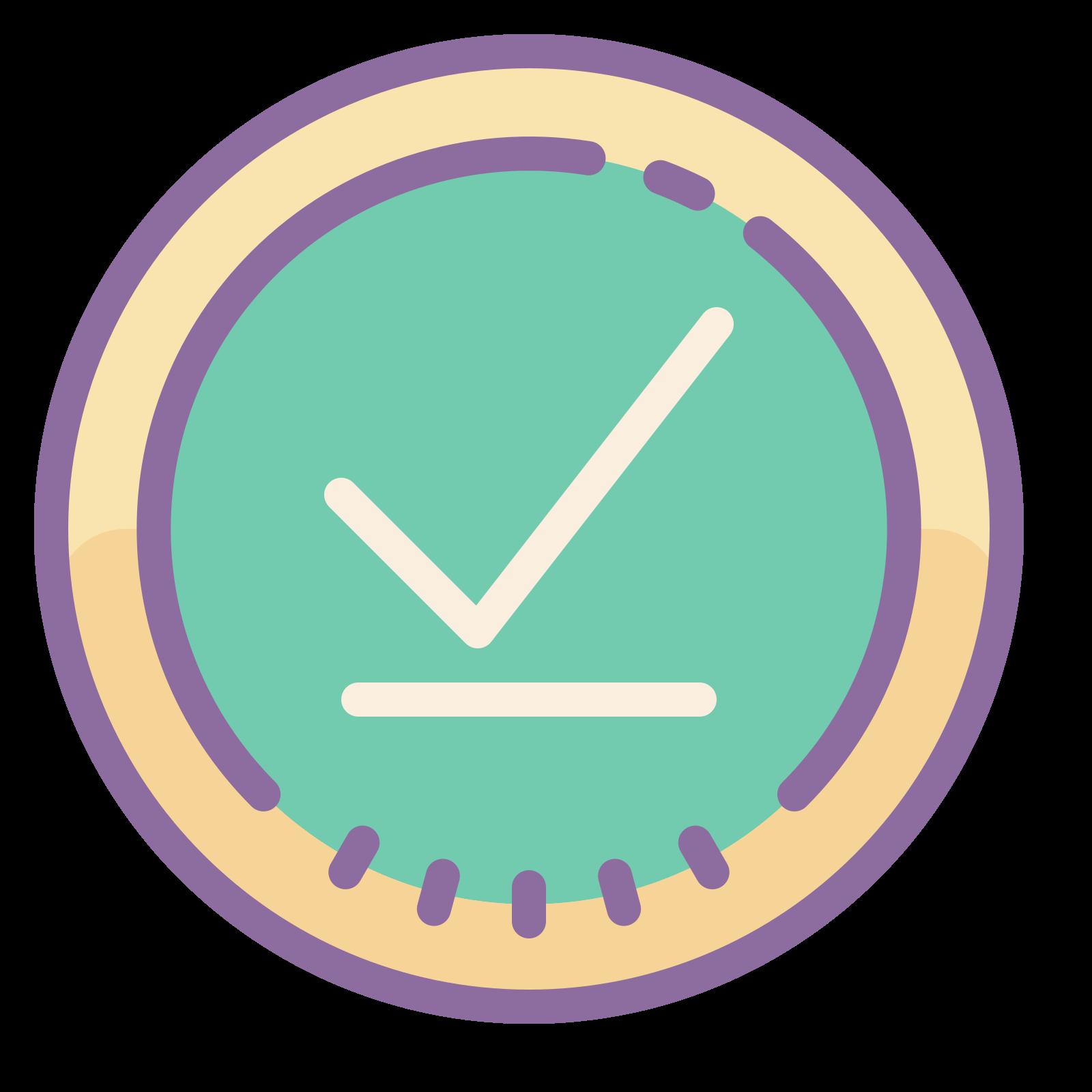 Offline Pin icon