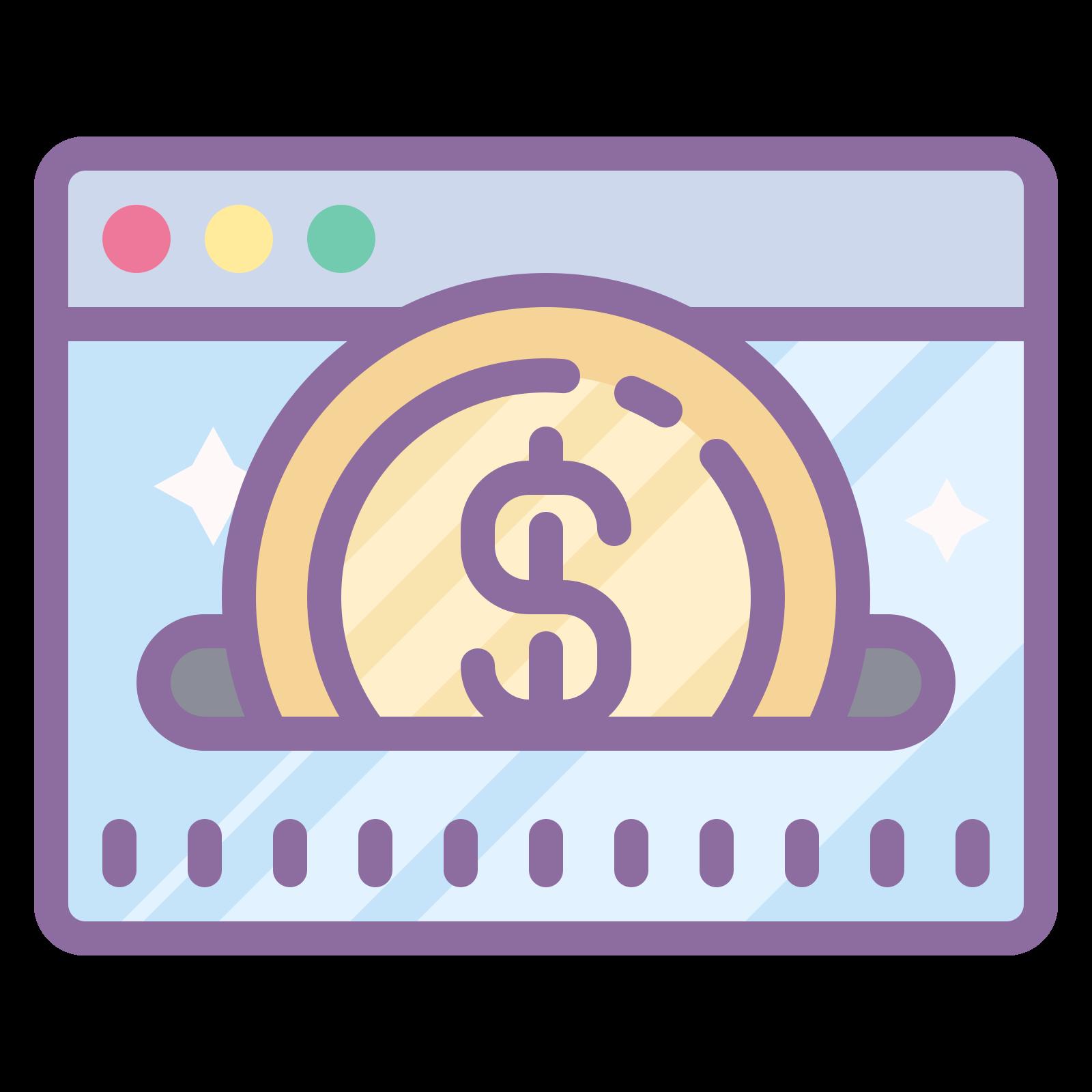 Płatność online icon