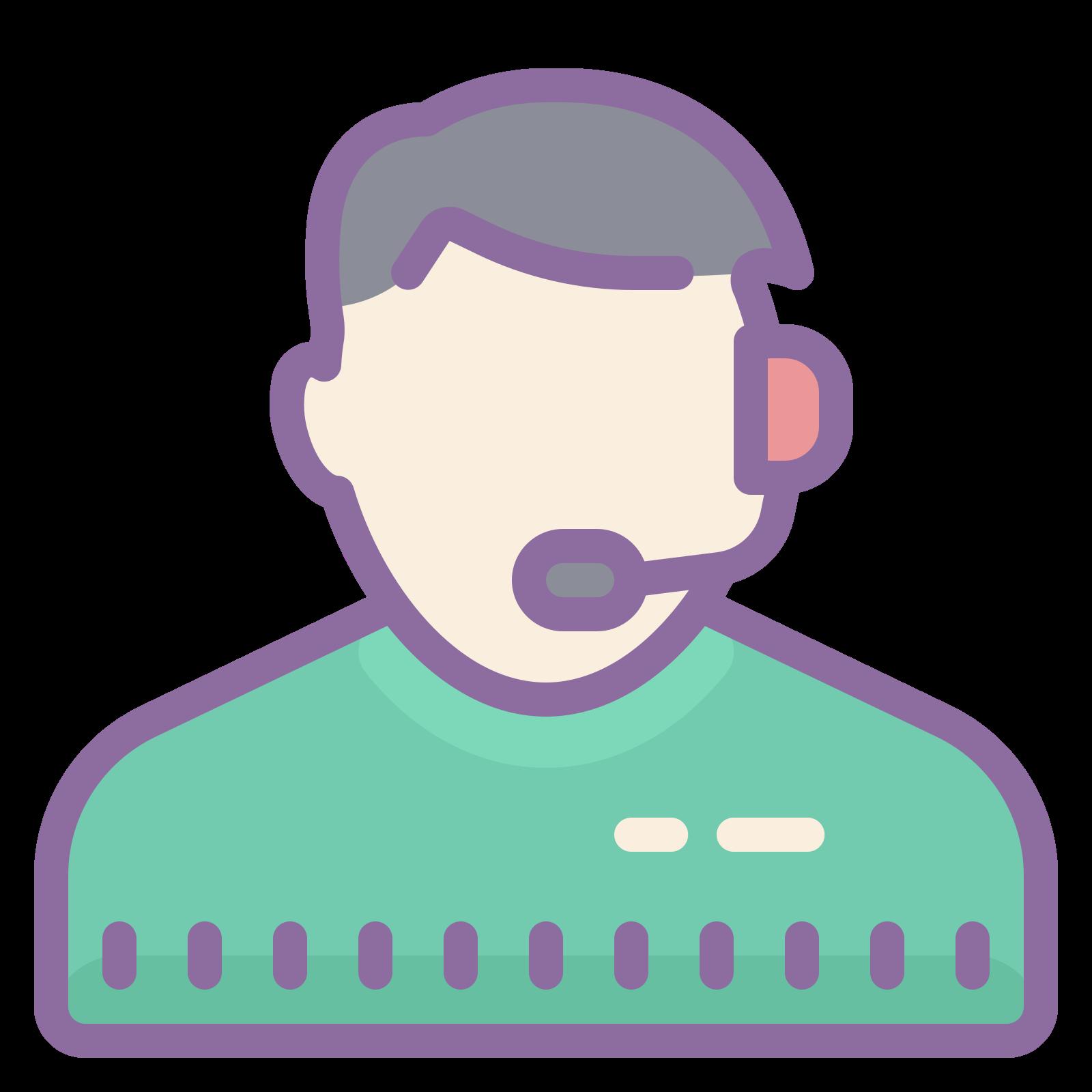 Support en ligne icon
