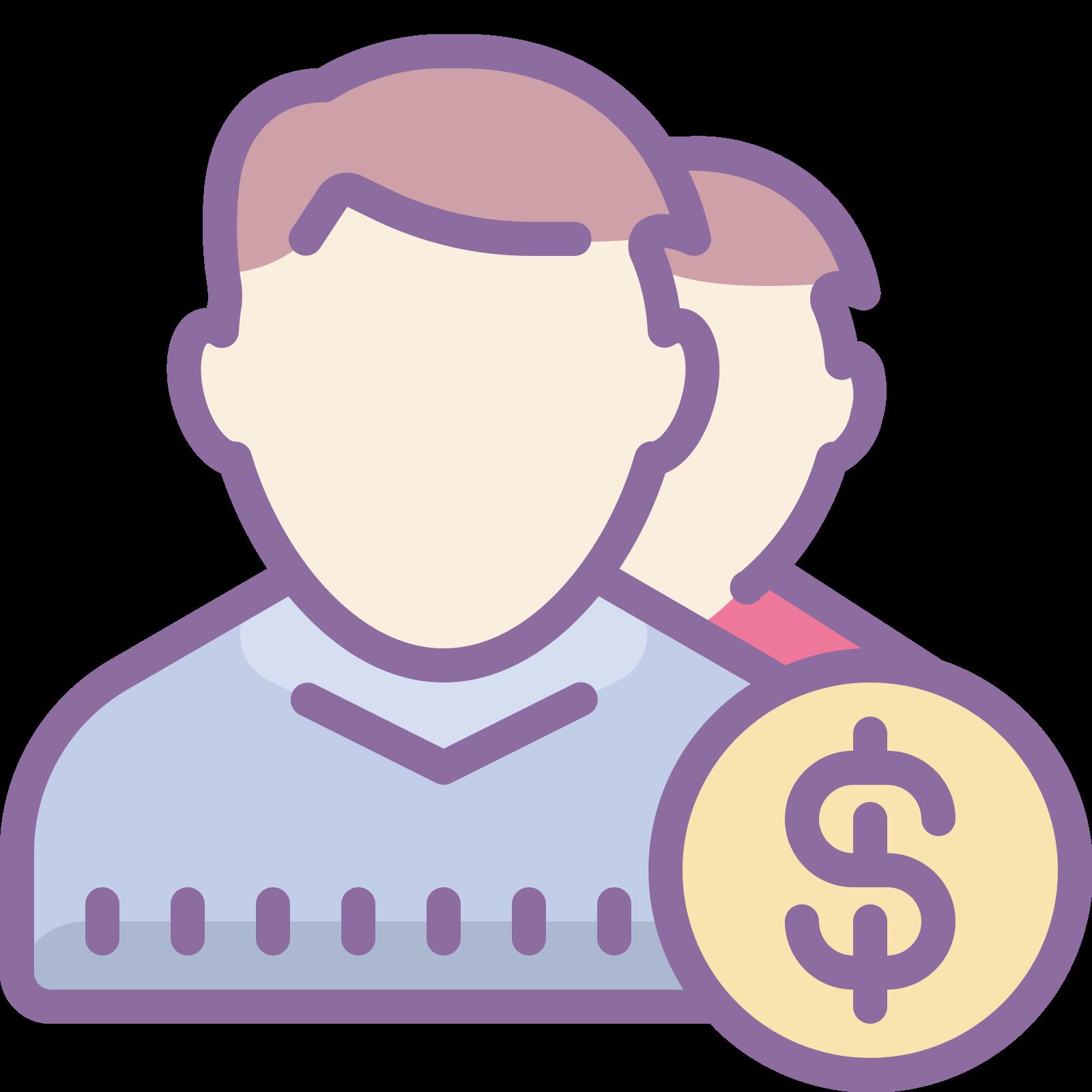 Lista płac icon