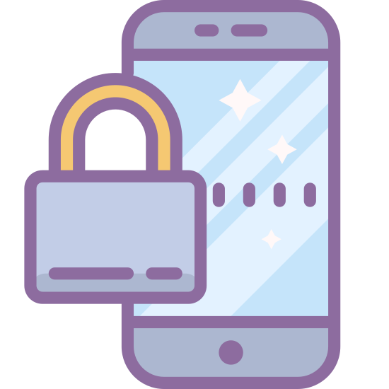 Phonelink Lock icon