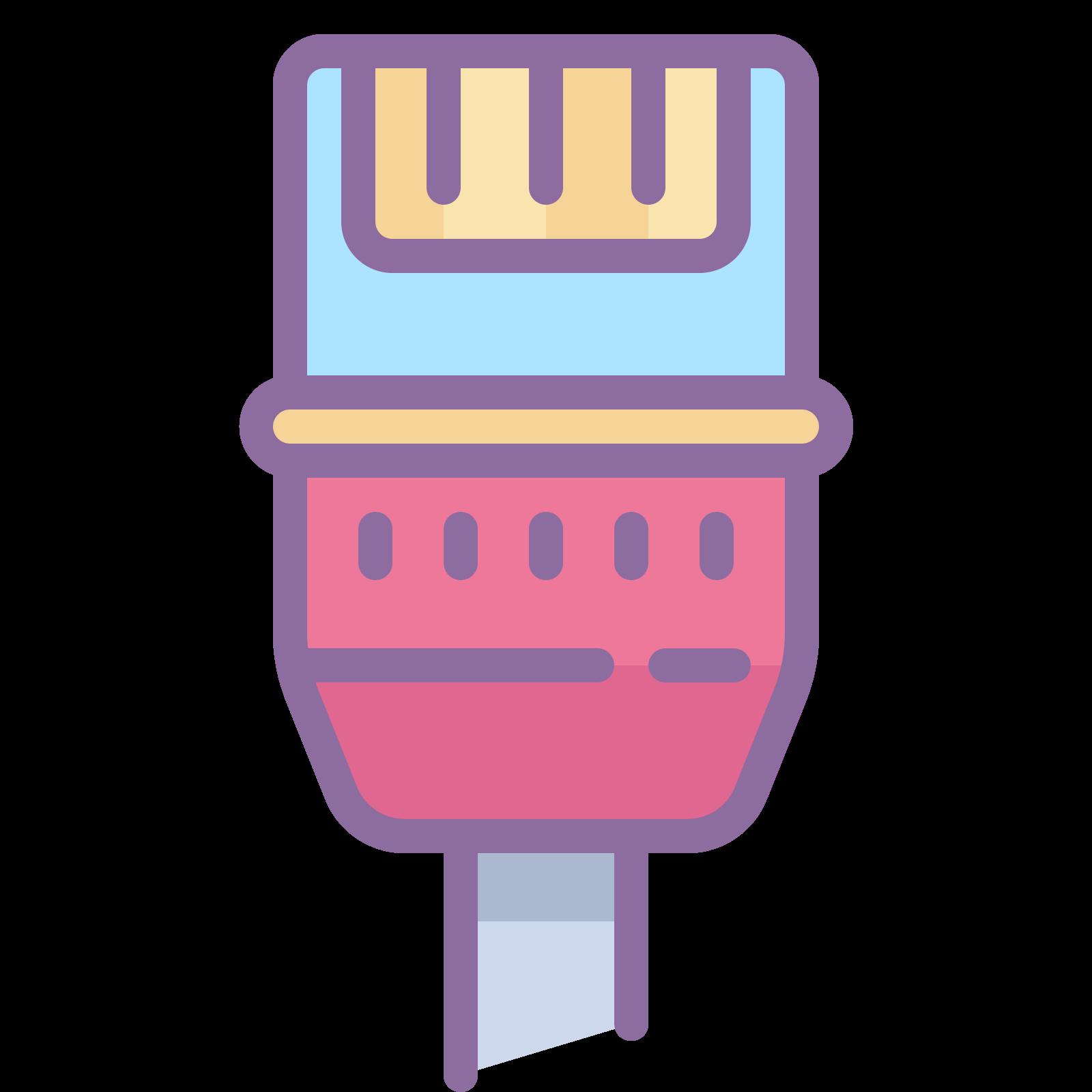 Sieć przewodowa icon