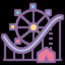 theme park icon