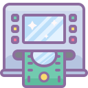 Automated Teller Machine icon