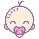 Baby Outline icon