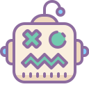 Broken Robot icon