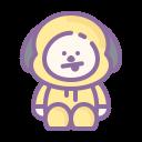 BT21 Chimmy icon