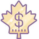 Canadian Dollar icon