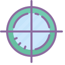Center of Gravity icon