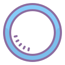 Circled icon
