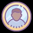 圈用户男性皮肤类型6 icon