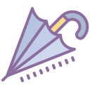 Closed Umbrella icon