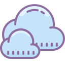 Cloud Outline icon