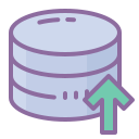Upload Database Archive icon