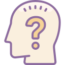 Question Face icon