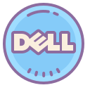Dell Logo icon