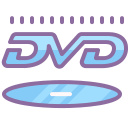 Digital Versatile Disc icon