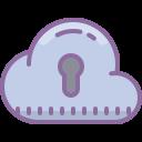 private cloud-storage icon