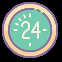 last 24-hours icon