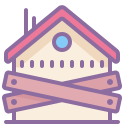 Abandoned House icon