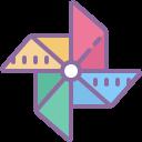Google Photos logo icon