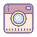 First Logo of Instagram icon