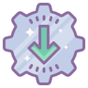 Installation de mises à jour icon