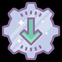 Installing Updates icon