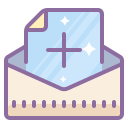 Invitation icon