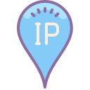 Dirección IP icon
