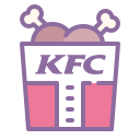 KFC Chicken icon