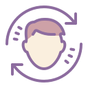 lifecycle icon