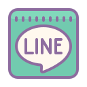 Line Application icon