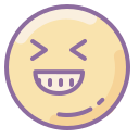 Smiley Face With Teeth icon