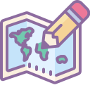 Modifica mappa icon