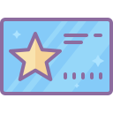 Membership Card icon