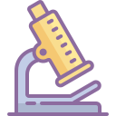 Microscopio icon