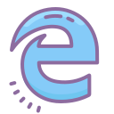MS Edge icon