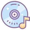 Cd Record icon