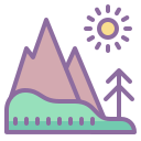Parc national icon