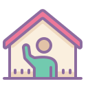 Neighbor icon