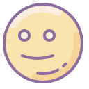 Neutral Face Emoji icon