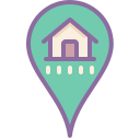Home Address icon