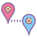 Location Symbol icon