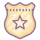 Badge Outline icon