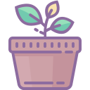 potted plant icon