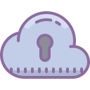 private cloud-storage icon