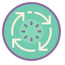 Reload Icon Circle With Arrow icon