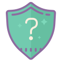 Question Bouclier icon