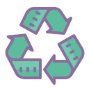Recycling Symbol icon